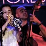 Andrea Motis y Joan Chamorro Quintet, sorpresa de lunes por la noche