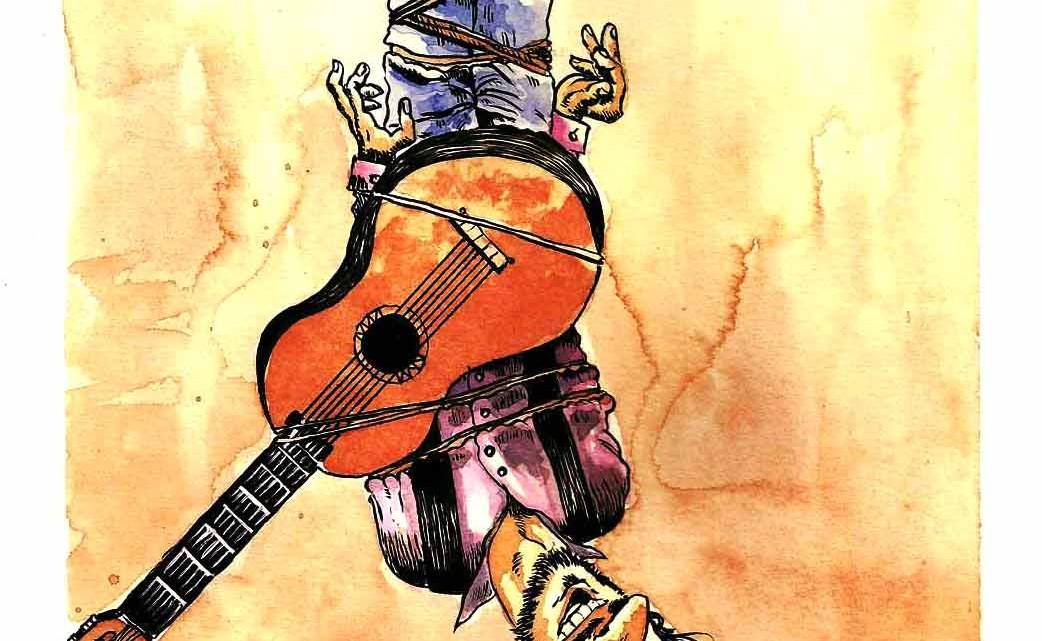 El Colgado - confesiones de un músico subterráneo