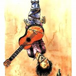 Confesiones de un músico subterráneo: Capítulo 2, «El Colgado»