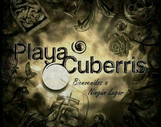 Playa Cuberris - Bienvenidos a ningún lugar