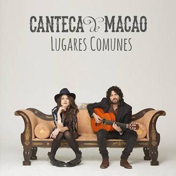 Canteca de Macao - Lugares Comunes - Portada (disco)