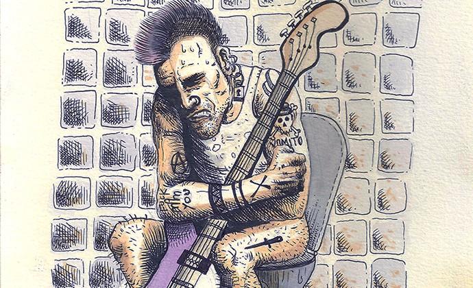 """Confesiones de un músico subterráneo: Capítulo 3, """"La Fuerza"""""""