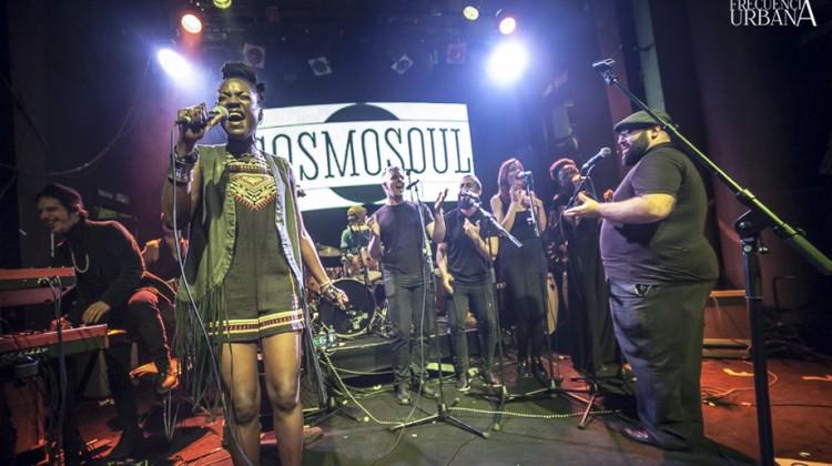 Cosmosoul - Madtown Days - (5/11/2015)