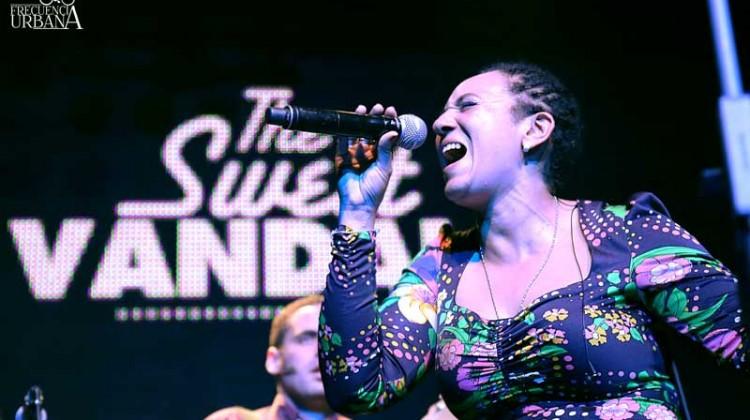 The Sweet Vandals, Mad Town Days (4/12/2015)