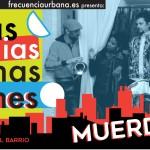 Muerdo en directo desde el Teatro del Barrio