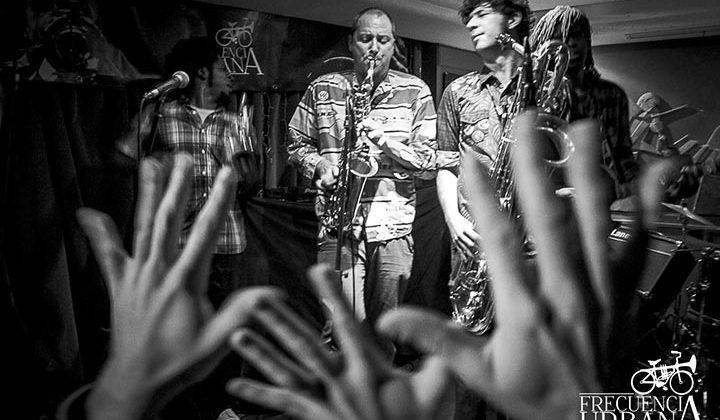 Ogún Afrobeat - Café Berlín (Enero, 2015)